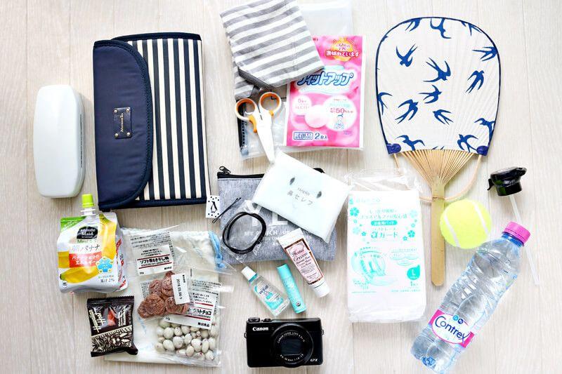 【出産準備】陣痛用バッグ(妊娠35週目) | maternity | 妊娠、入院 ...