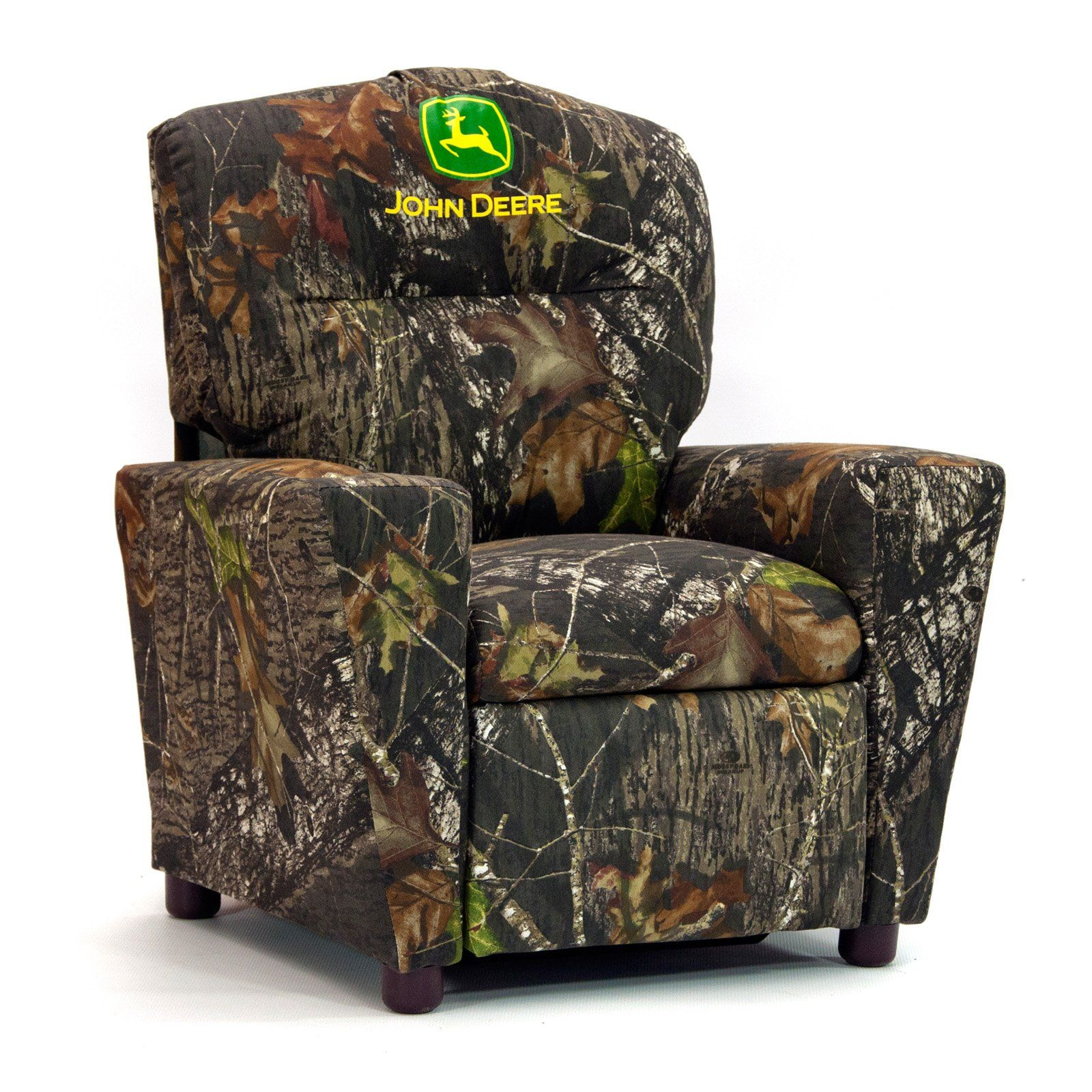 Kidz World Mossy Oak John Deere Kids Recliner 155 00