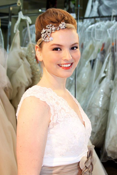 4 Ultra-Pretty Wedding Makeup Looks and 5 Chic Hair Styles, Courtesy of Our Real Bride Models! Get Your Pinning Finger Ready!