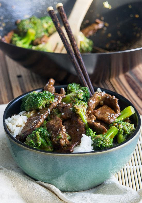 Award winning chinese food with recipes food recipes and award winning chinese food with recipes beef with broccoli forumfinder Gallery