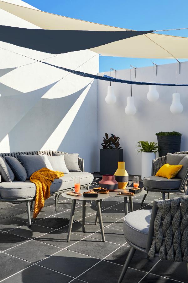 Transformer sa cour intérieure ou extérieure en une terrasse ...