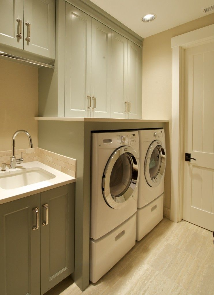 Custom Home Interior By Nordby Design Studios Laundry Room