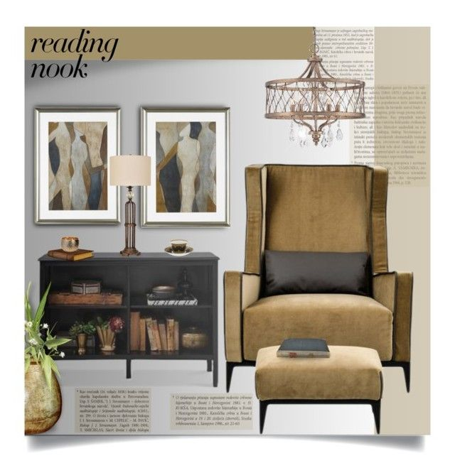 Curl Up Reading Nook\