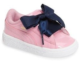 Toddler Puma SneakerfentyrihannaKids Girl's Heart Basket 2DIE9H