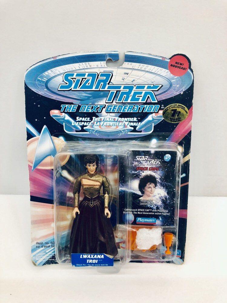 Commander Deanna Troi Action figure  Star Trek the next generation NEW Lieut