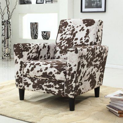 Us Pride Furniture Adair Upholstered Accent Chair Upholstered