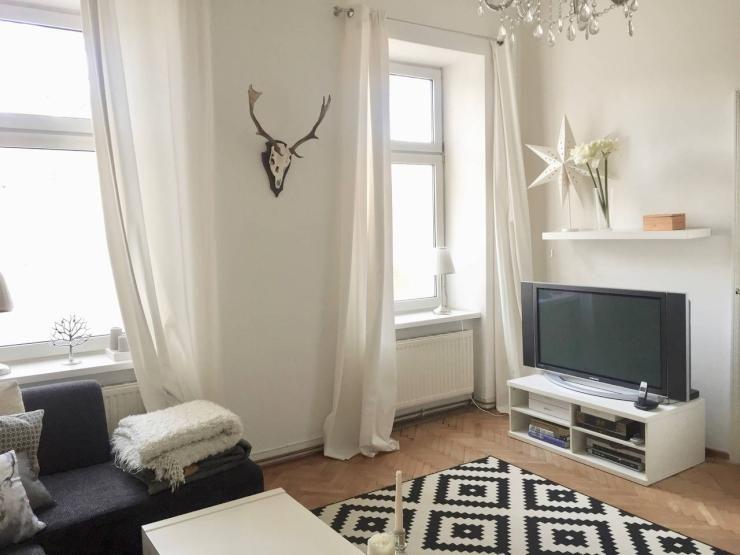 Schönes Altbau-Zimmer in einer Wiener WG. #Altbau #Einrichtung ...