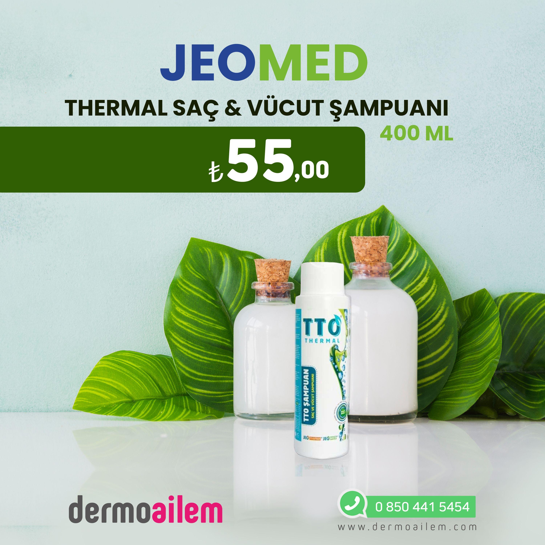 Satis Fiyati 55 00 Jeomed Thermal Sac Ve Vucut Sampuani