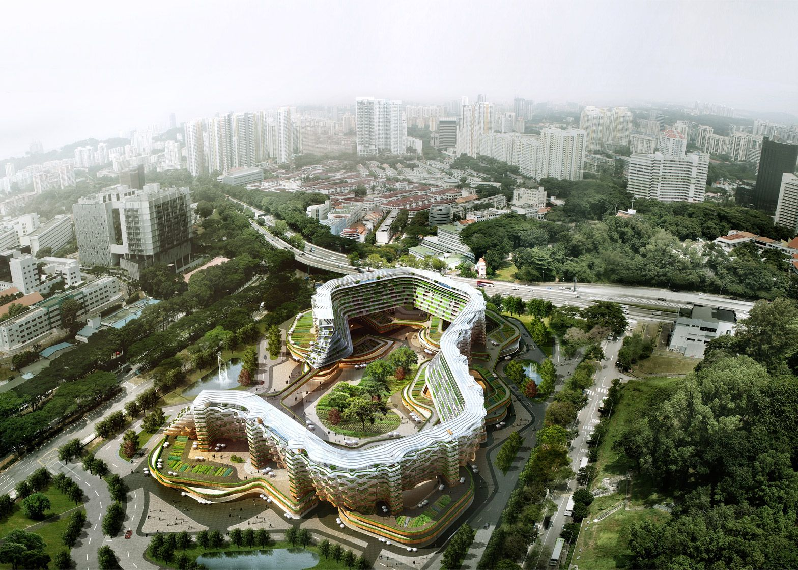 Spark has designed a model for the Asian retirement community.