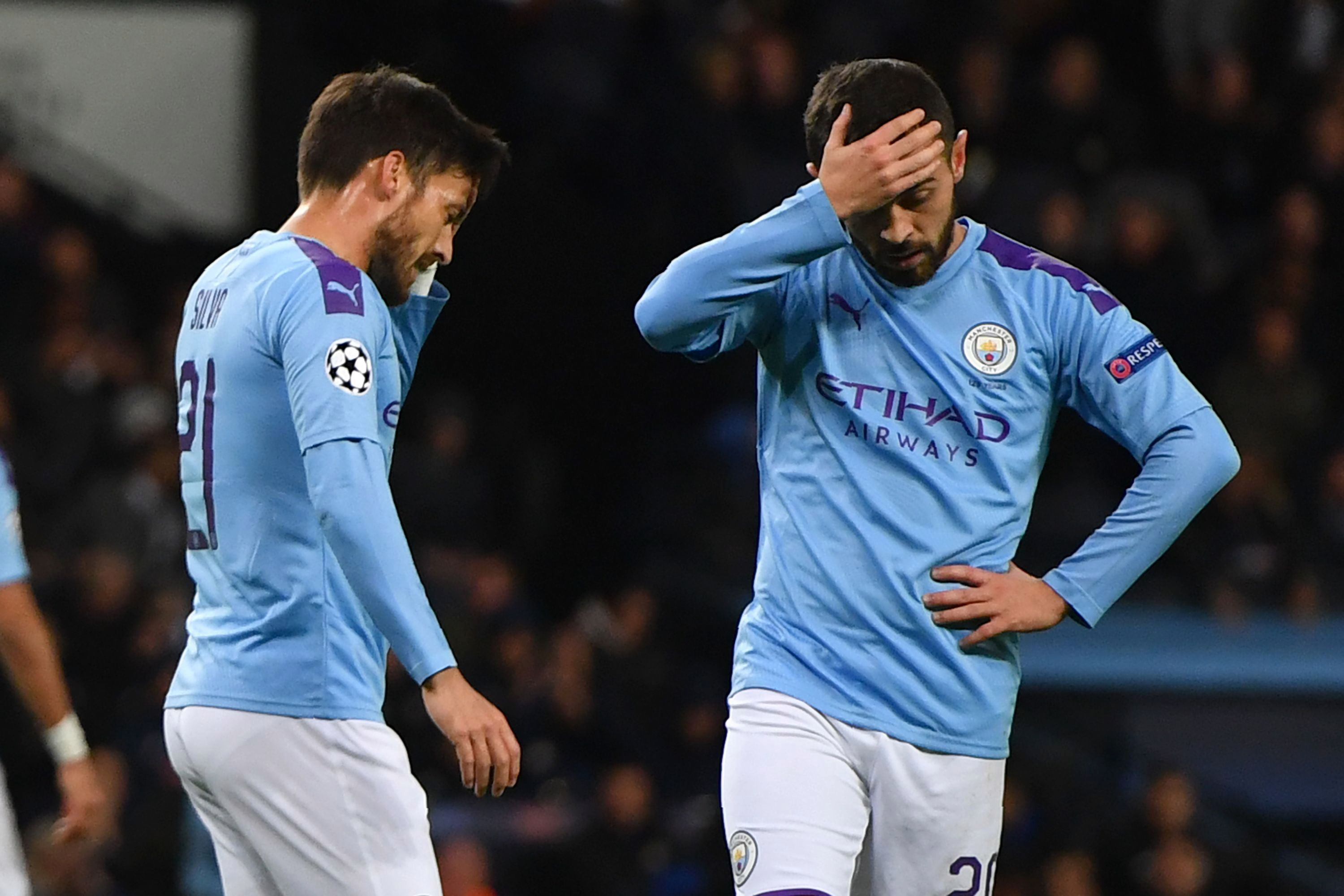 Man City warned they face 'months' of anxiously awaiting