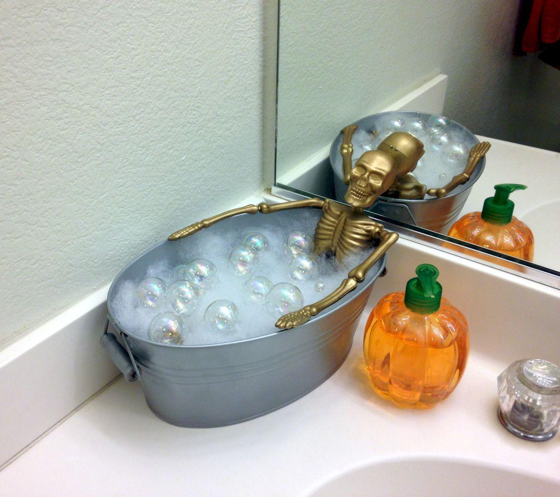 47 Awesome Halloween Home Decor Ideas Halloween ideas, Holidays - diy indoor halloween decorations