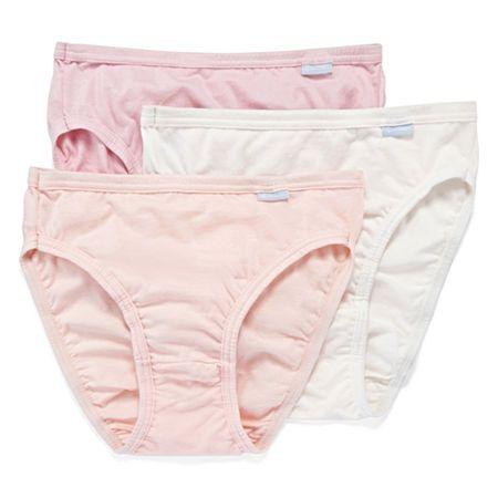 78e62910d998 Jockey Elance 3 Pair High Cut Panty 1487 | Products | Gym shorts ...