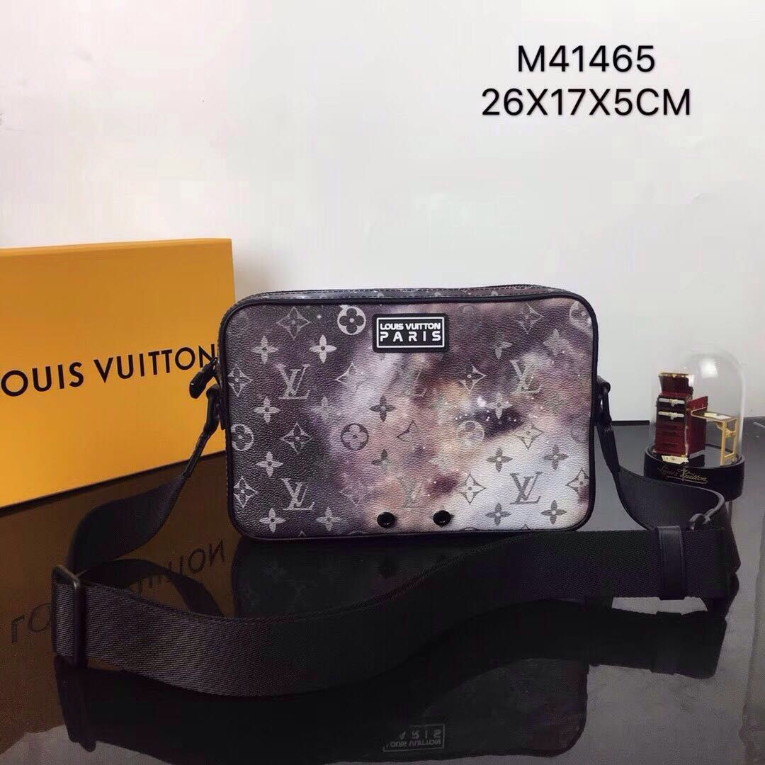 9dc4bb6474a7 Louis Vuitton Alpha Monogram Galaxy