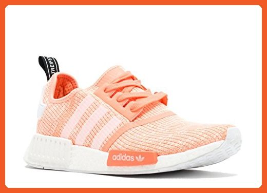 adidas nmd r1 women s sunglow white by3034 6 5 athletic