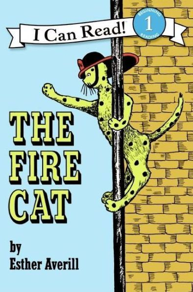 Fire Cat I Can Read Book Series Level 1 Products I