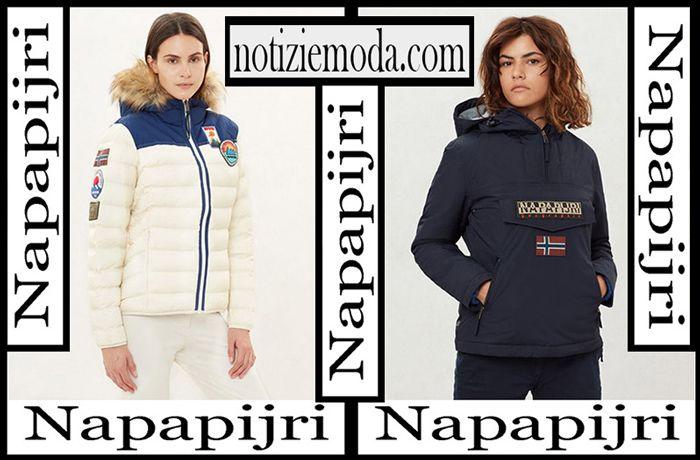 check out c7c96 06c80 Piumini Napapijri autunno inverno 2018 2019 nuovi arrivi ...