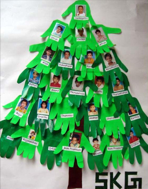 Arbre-Nadal-Educació-i-les-TIC-08 Cosas de la escuela Pinterest