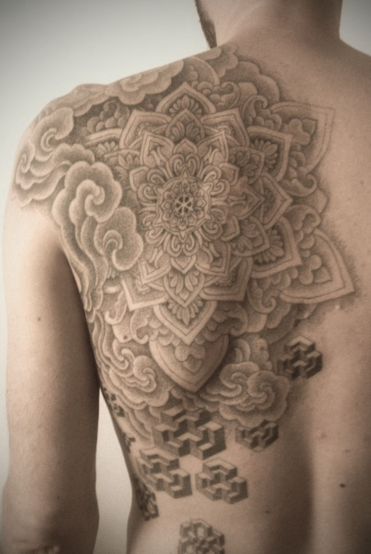 Tattoo ideas back piece tattoo ink bodyink tattoos bodyart bodymodification