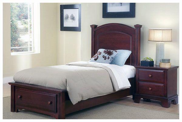 Vaughan Bassett For Well Crafted Bedroom Furniture Dengan Gambar Tempat Tidur