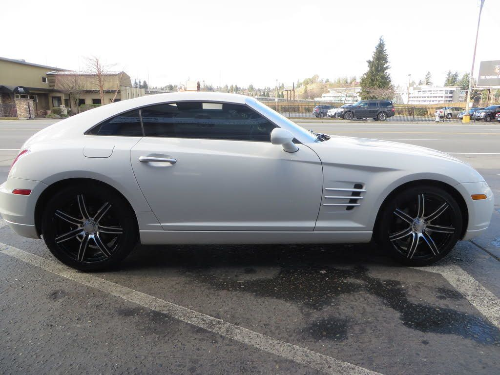 Used Chrysler Crossfire For Sale From 2 995 Cargurus