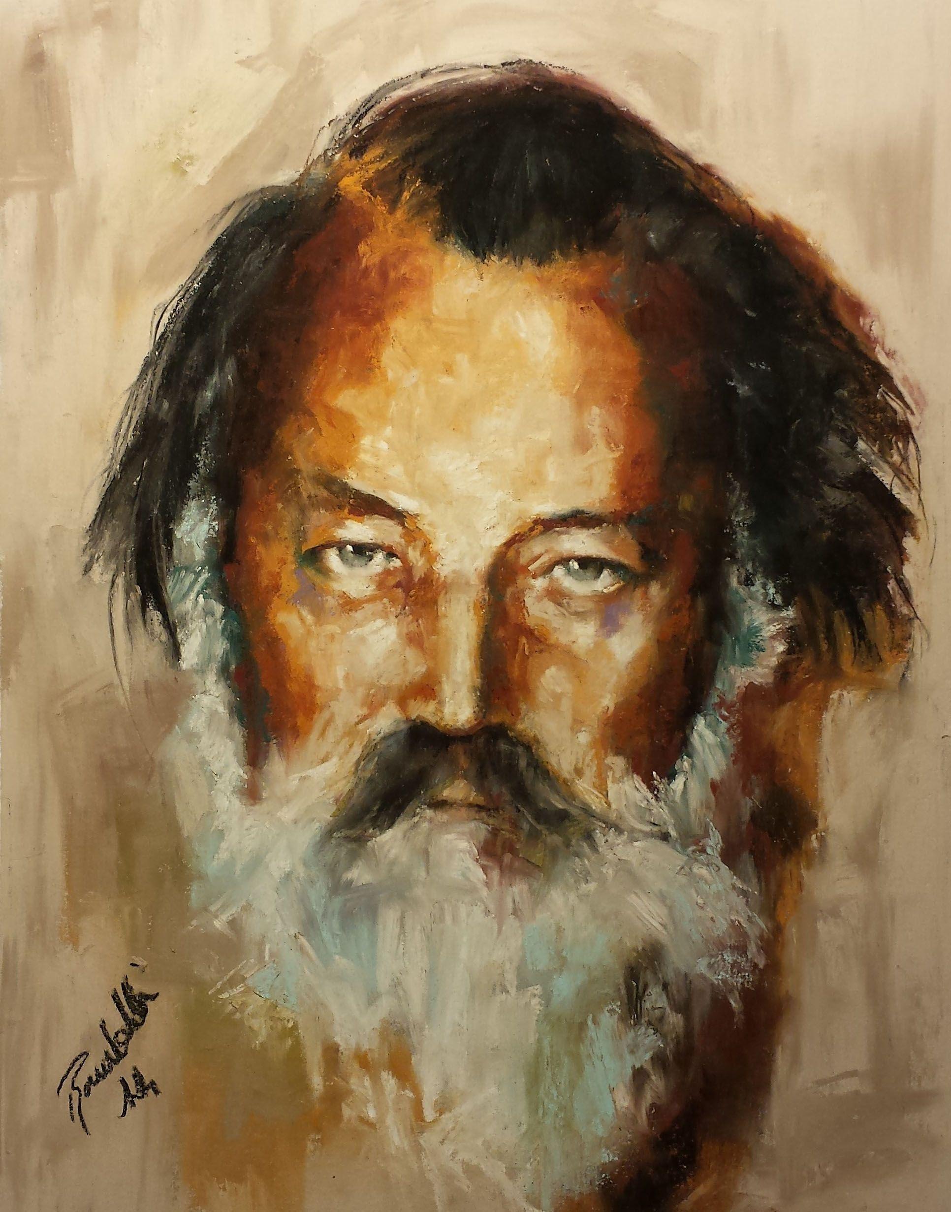Johannes brahms dipinto a pastello 30 x 40 portraits pinterest johannes brahms dipinto a pastello 30 x 40 fandeluxe Image collections