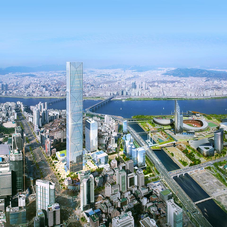 시민과 #소통 하는 #서울 의 #랜드마크 가 될 #현대자동차그룹 #글로벌 #비즈니스센터 의 모습을 #공개 합니다  We introduce #Hyundai #Global #Business #Center ( #GBC ) which will be #Seoul #landmark communicated with #citizens   #building #design #convention #communication #Samsungstation #Coex #Korea #daily #new #빌딩 #디자인 #문화공간 #삼성역 #코엑스 #한국