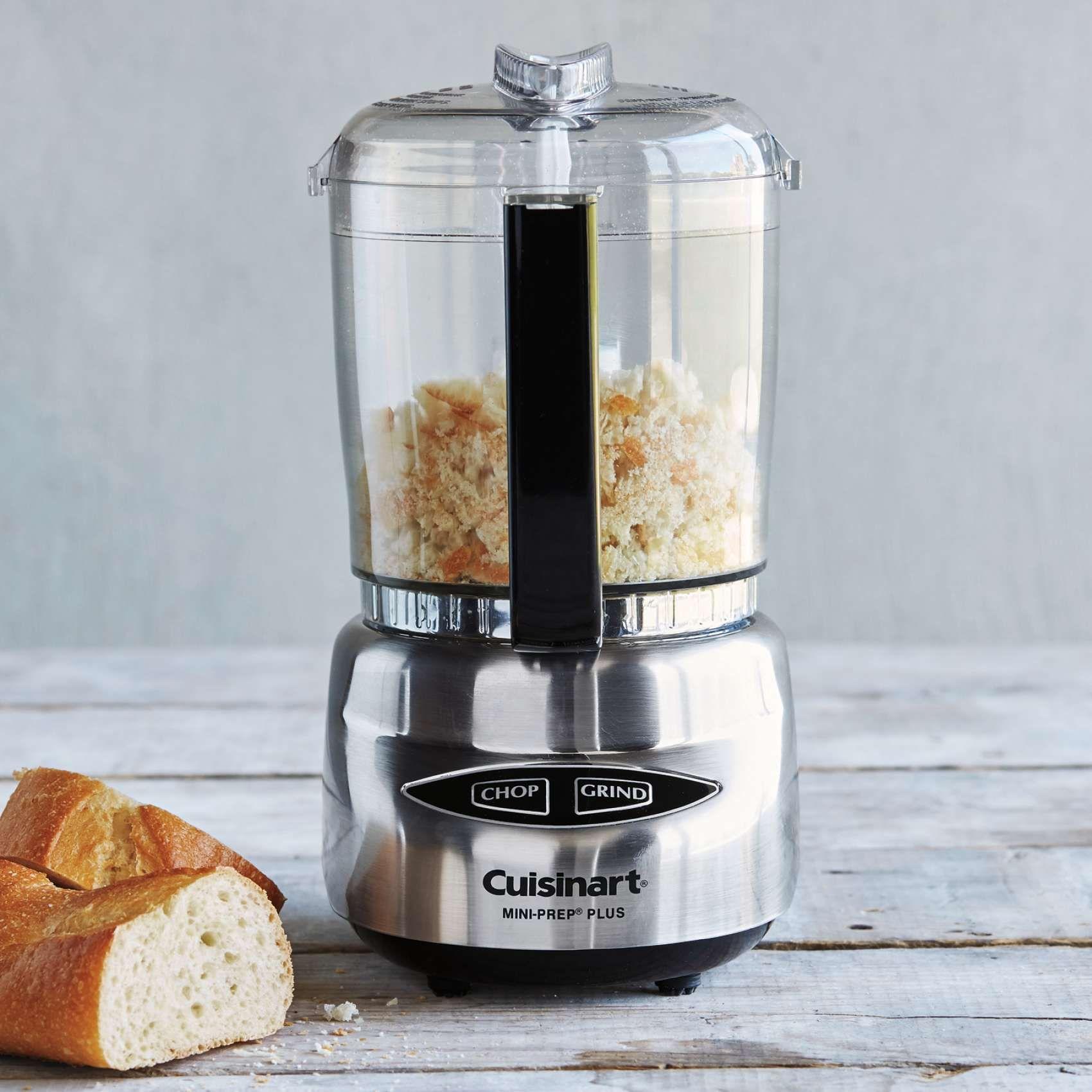 Cuisinart 4 Cup Mini Prep Plus Food Processor