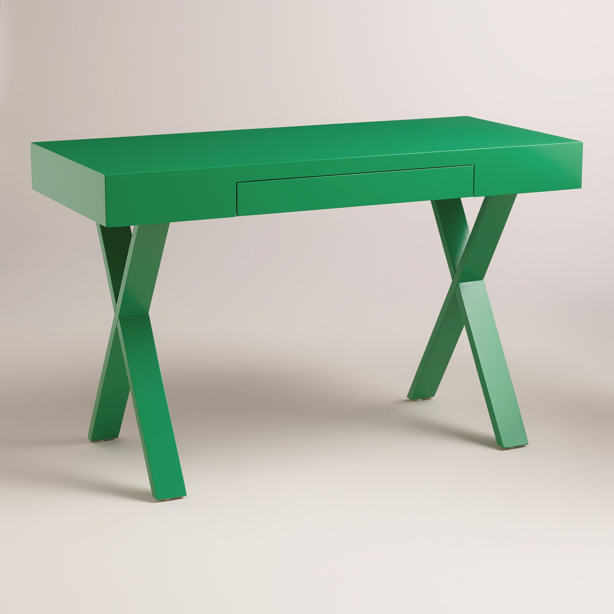 Green Josephine Desk Home Office Furniture Desk Green Desk