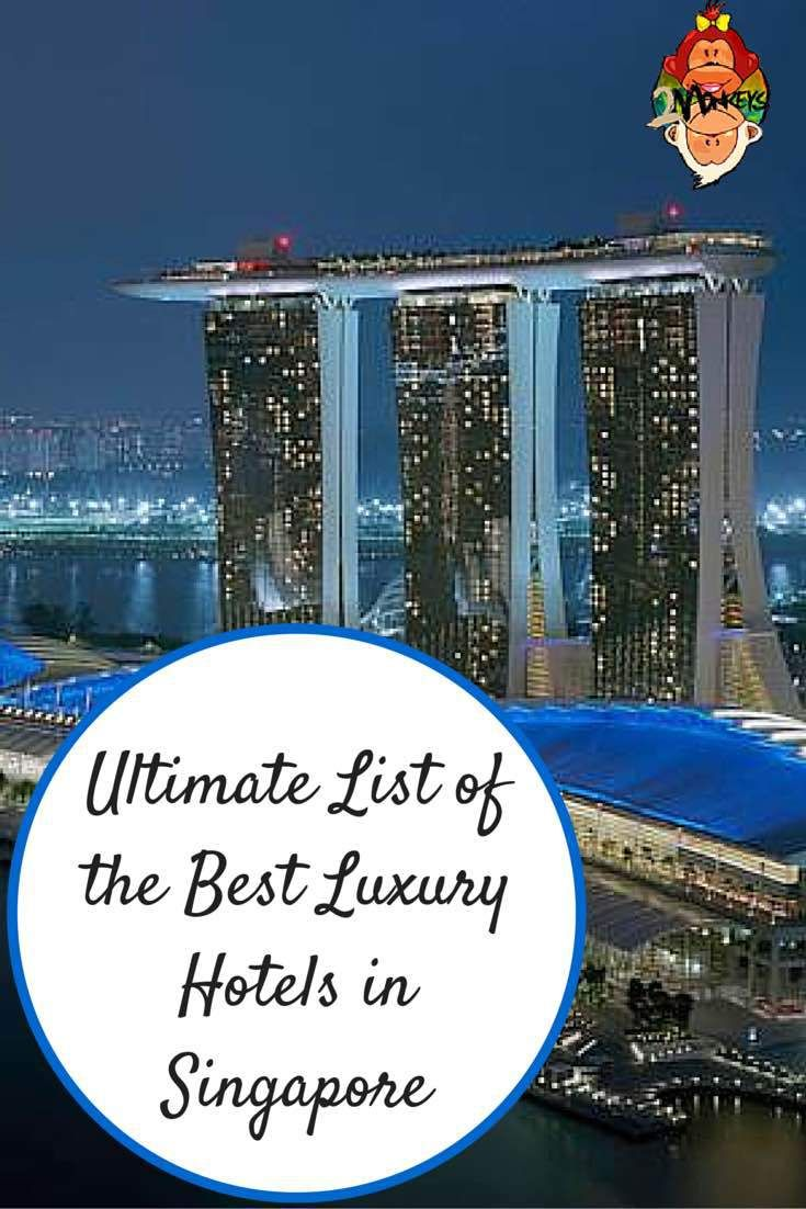 Providing you the ultimate list of the BEST LUXURY HOTELS IN SINGAPORE – includes rates, locations and great reviews that will definitely help you with your stay anywhere in Singapore!