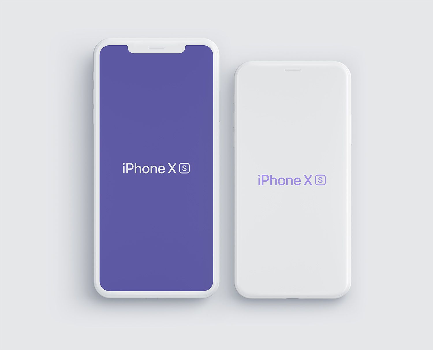 Iphone Xs Max Template