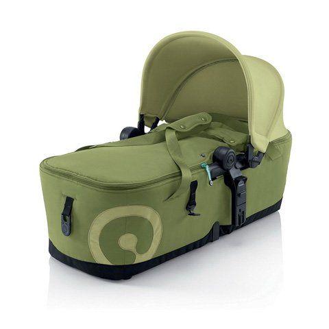 #bebe Concord – Capazo, color verde (SC0936)