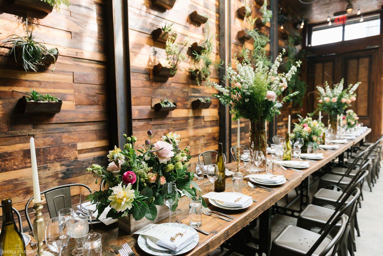 Brooklyn Winery wedding in Williamsburg, Brooklyn