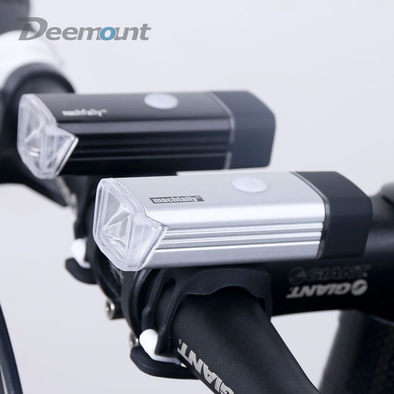 Rechargeable Bike Front Light Bicycle Headlight Bycicle Handlebar Lamp 1100 OV Radsport