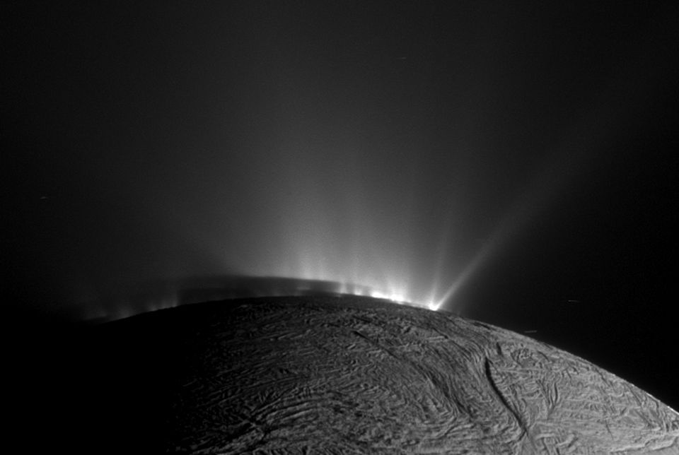 NASA's Astronomy Picture Of The Day: Shadows And Plumes ...