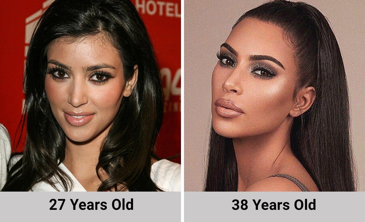 This How Your Favorite Celebrities Looked Like in Their ...