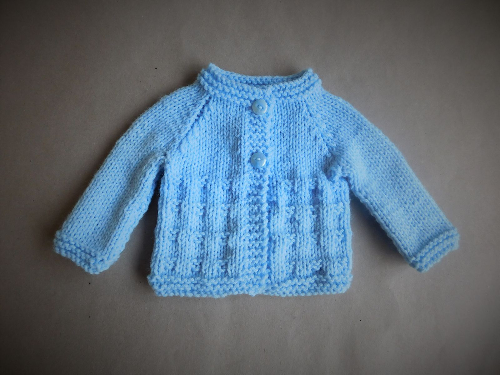 9028b2d819ee Ravelry  Little Charlie Baby Jacket   Hat by marianna mel