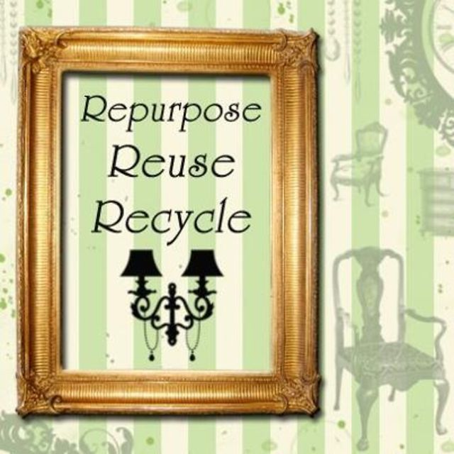 Pamela and Candy talk about the popular trend of Repurpose, Reuse and Recycling.