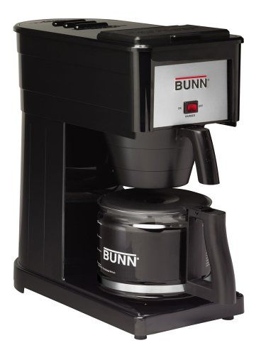 Bunn Grb Velocity Brew 10 Cup Home Coffee Brewer Black Best Rated