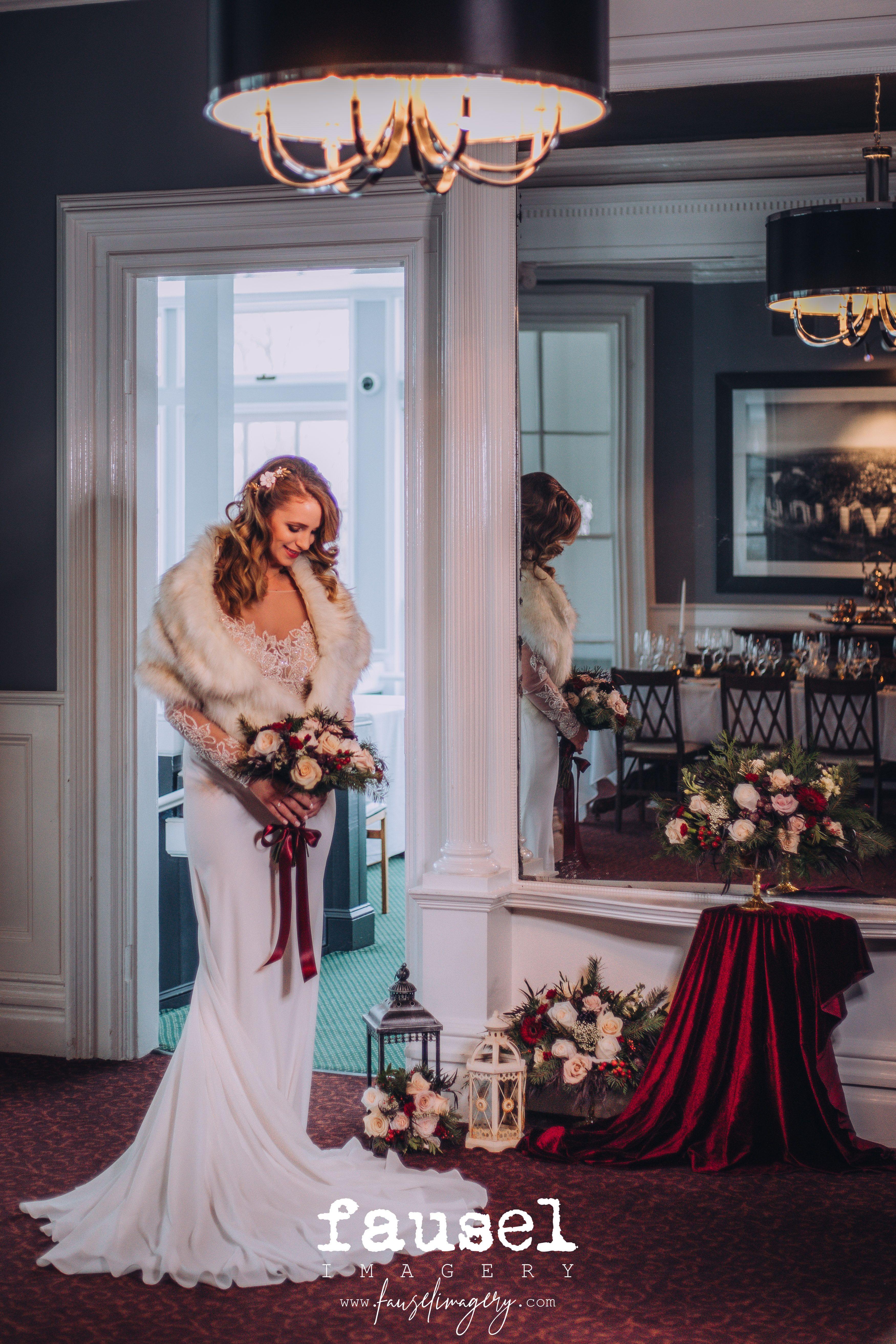 bridestyle #bridalinspo #weddings #winterwedding