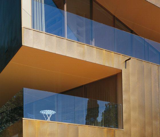 Copper Mill Apartments: TECU® Brass