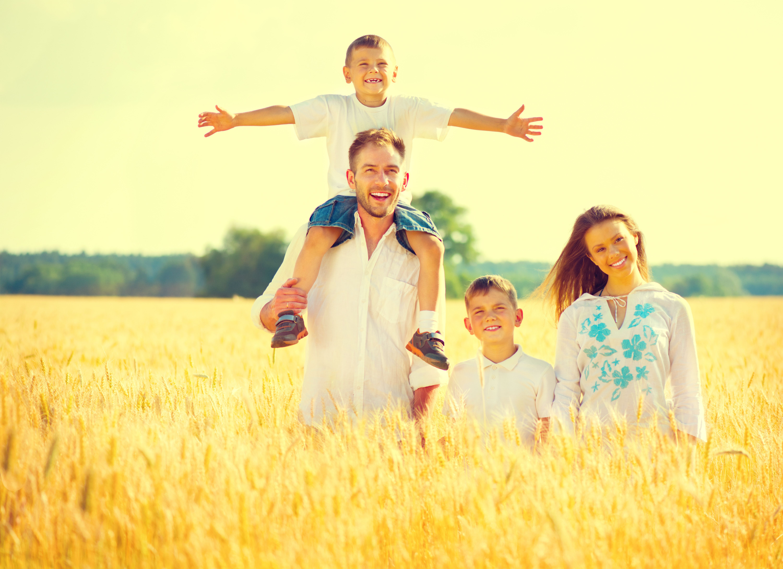 Good Parenting Skills Raising A Happy Child
