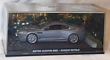 universal hobby james bond 007 casino royale aston martin DBS film scene car 1.43 scale diecast model james bond 007 casino royale aston martin DBS film scene car diecast model brand new displayed in a mint clear case and is in a mint condition this model is part of the u (Barcode EAN = 5000332011724) http://www.comparestoreprices.co.uk/december-2016-6/universal-hobby-james-bond-007-casino-royale-aston-martin-dbs-film-scene-car-1-43-scale-diecast-model.asp