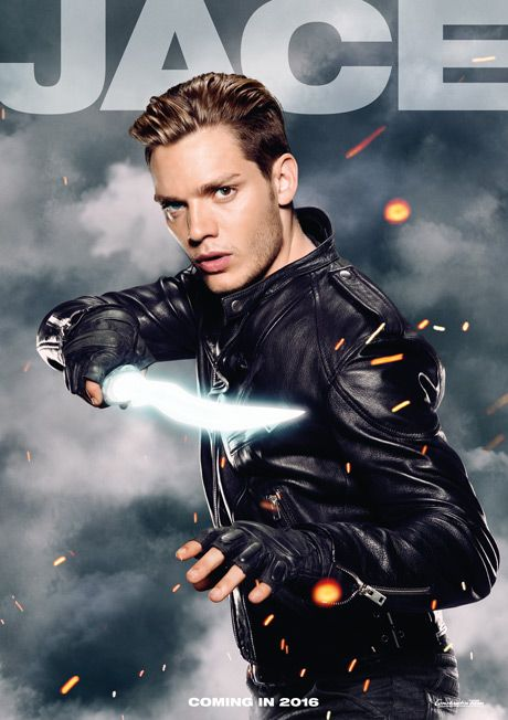 FREE P+P CHOOSE UR SIZE SHADOWHUNTERS Poster TV New 2018 Jace Dominic Sherwood