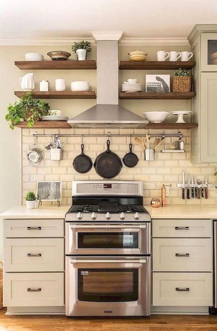 homedecor kitchenideas smallkitchen small farmhouse kitchen kitchen remodel small kitchen on farmhouse kitchen small id=35270