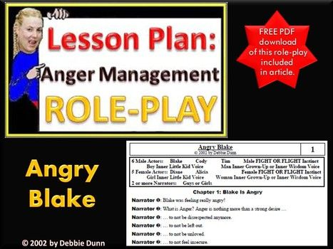 management role play Role play scripts: conflict resolution & anger management role play scripts: conflict resolution & anger management.