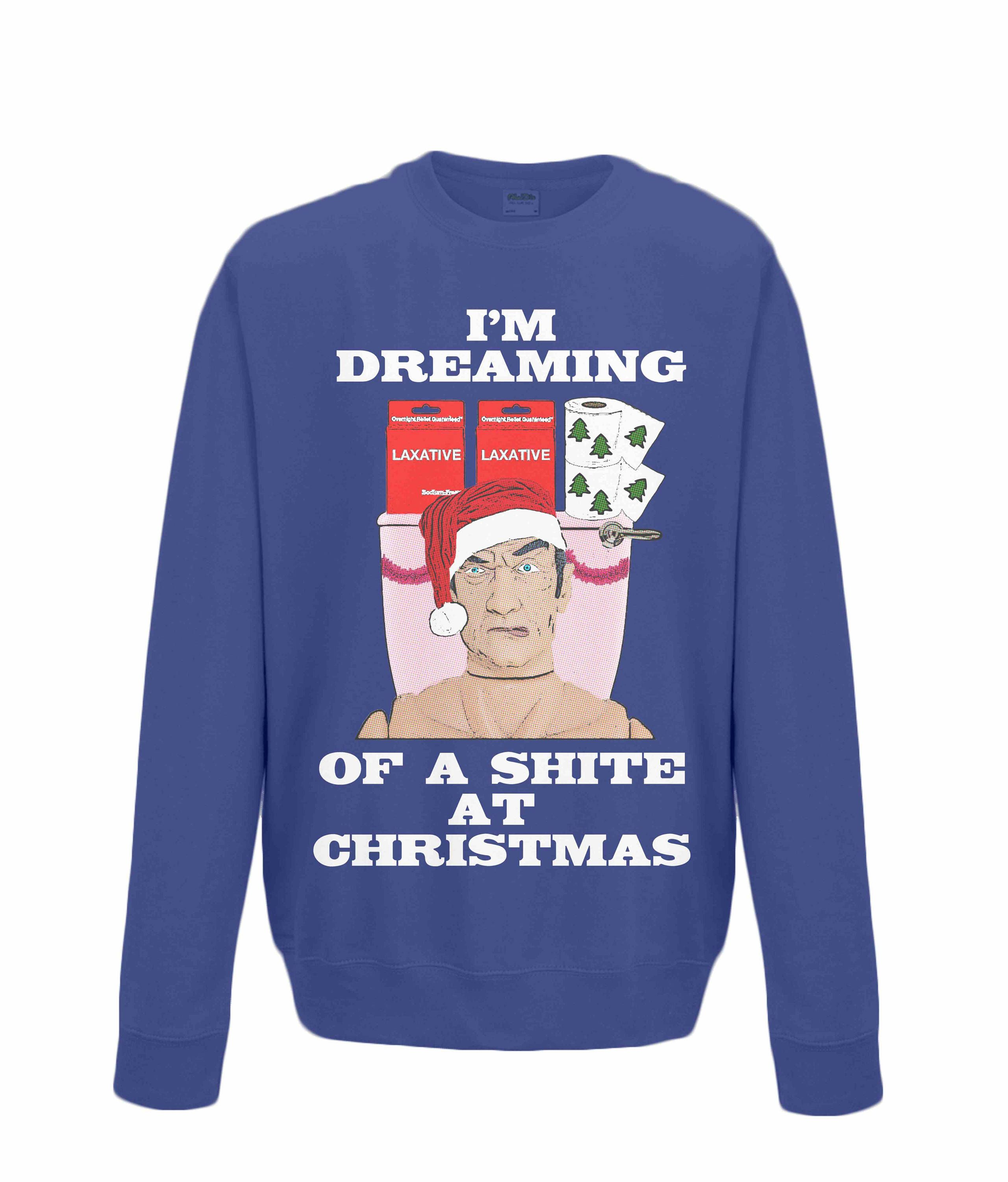 b8922339d5 Funny, Rude, Christmas Jumper, I'm Dreaming of A