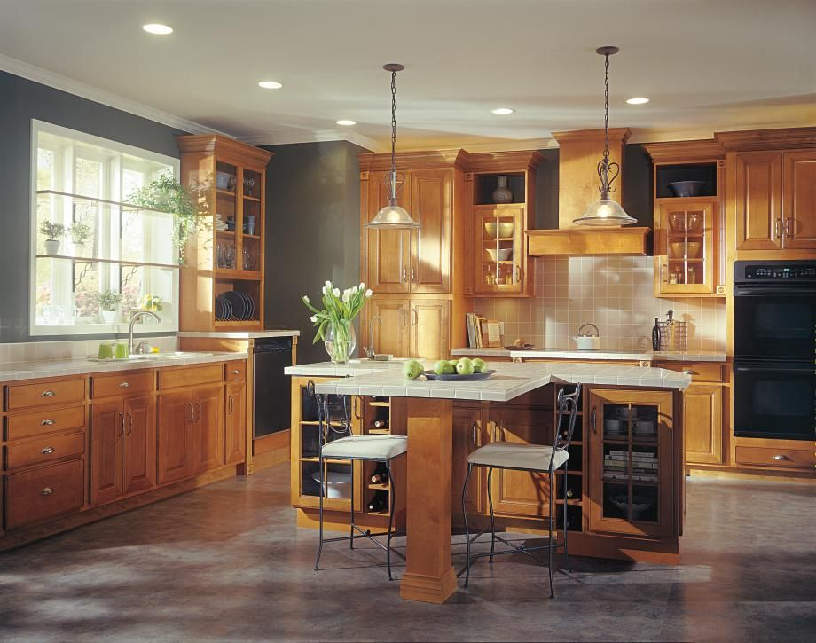 the warmth and character of natural wood grain really shines on light f kitchen cabinet door on kitchen cabinets natural wood id=61057