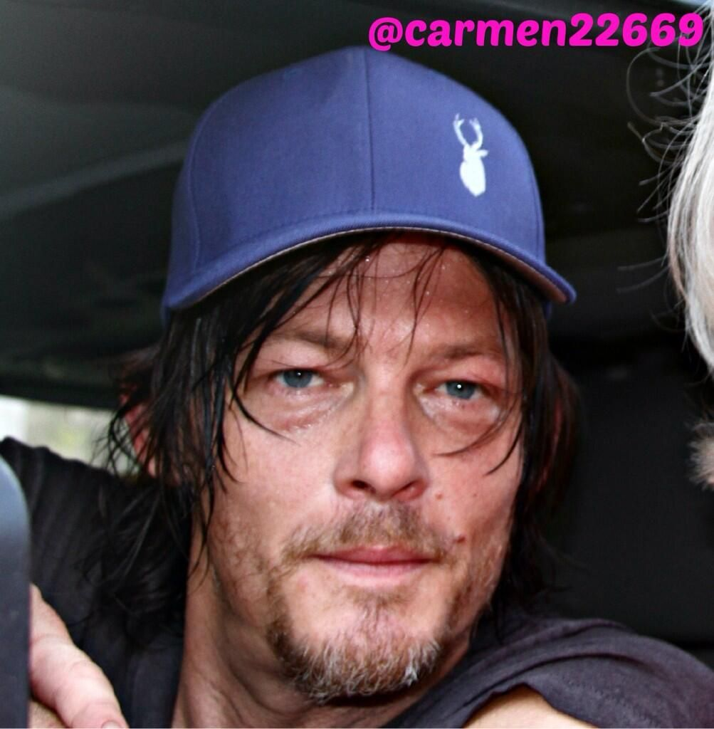 great shots of the Reedus today