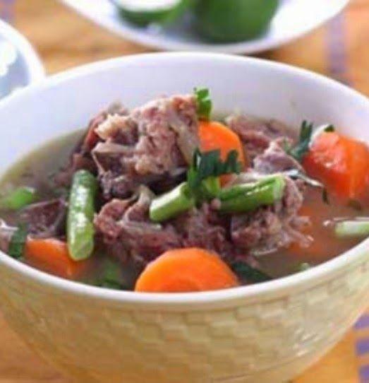 Resep Sop Kambing Masakan Lebaran Resep Resep Masakan Masakan