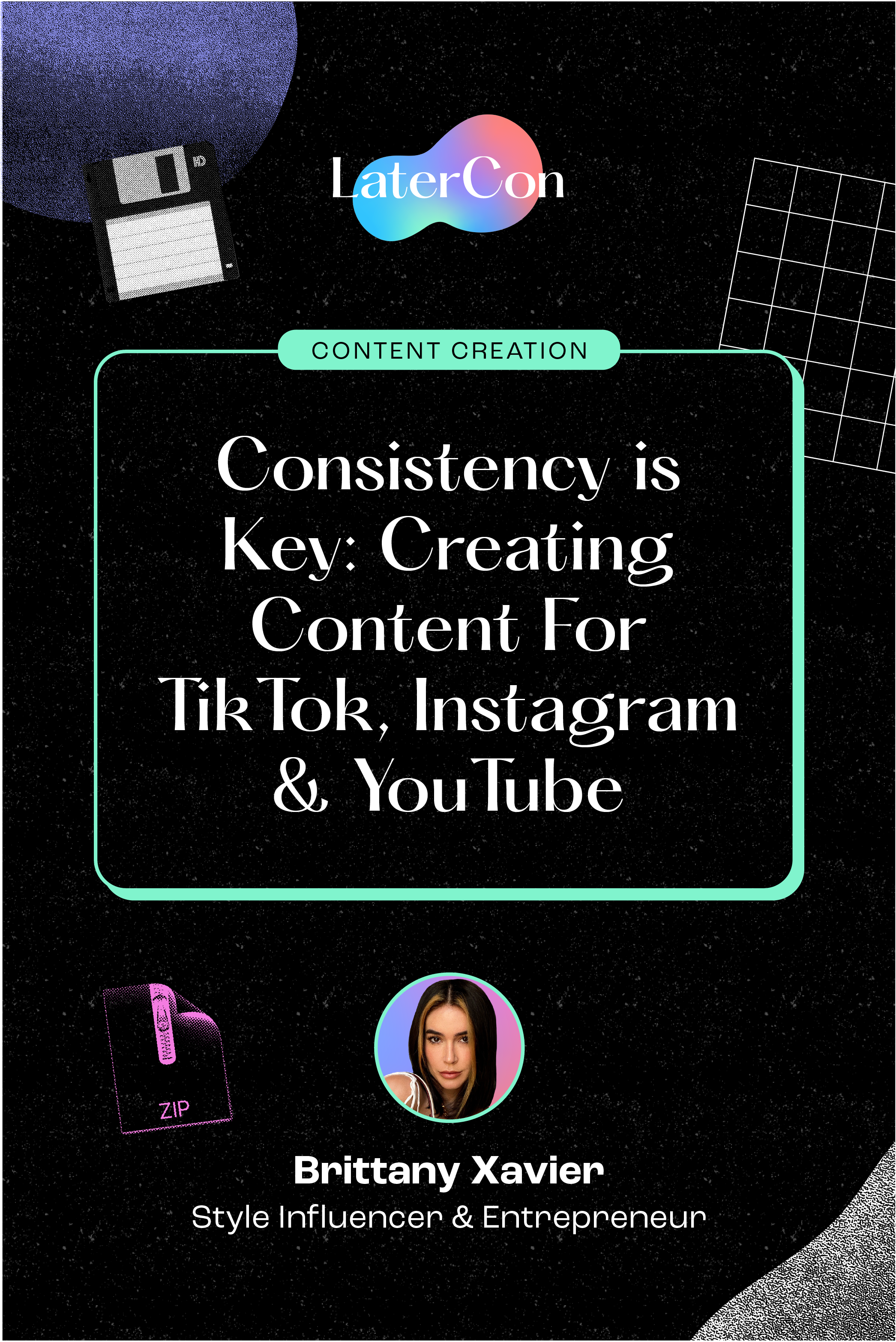 How To Create Content For Tiktok Instagram And Youtube With Brittany Xavier Brittany Xavier Social Media Brittany